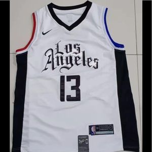 Paul George #13 Los Angeles Clippers City Jersey
